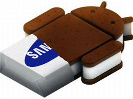 Android Ice Cream Sandwich Beta na Samsung Galaxy S